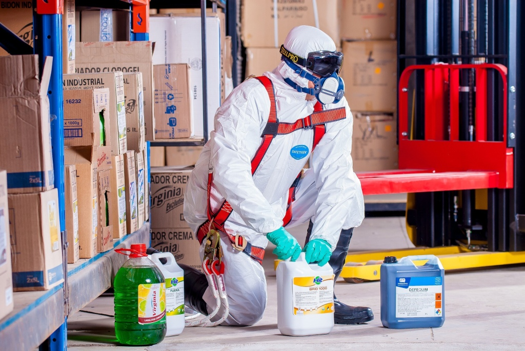 personal protective equipment in the pandemic checklist