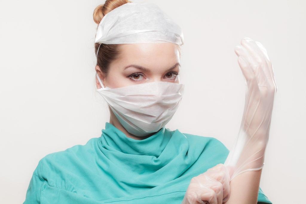 Coronavirus protective equipment