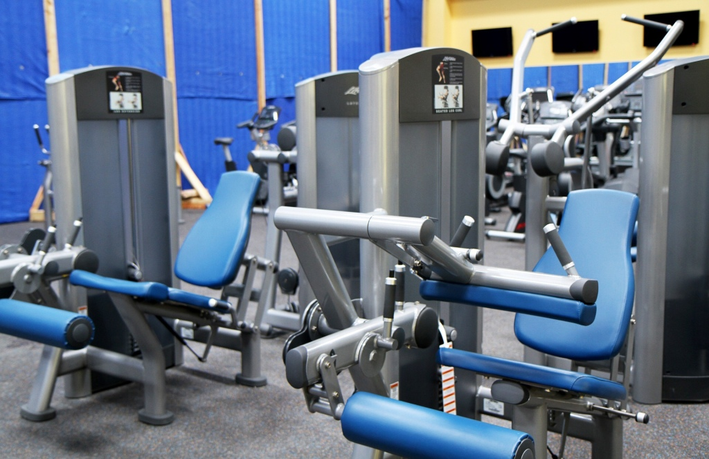 Fitness centers and the coronavirus